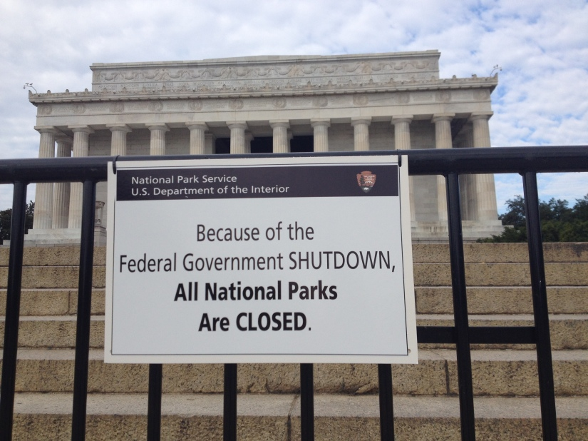 What Really Happens in a Government ShutDown?