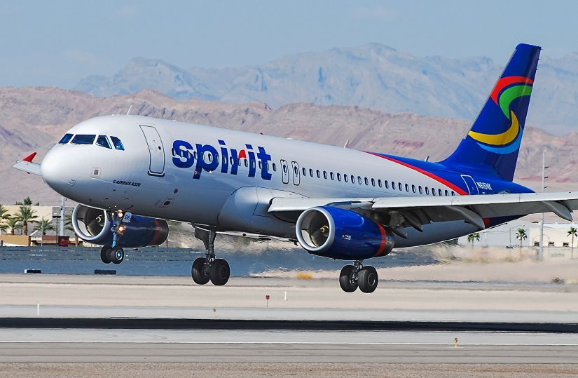 Alleged Sexual Assault on SpiritAirlines