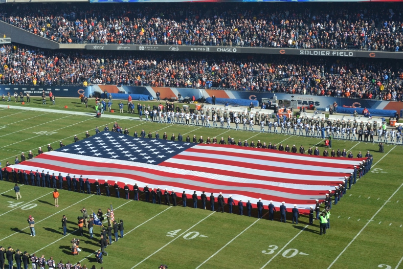 #PleaseStand Trends after NFL Shoots Down Veterans' Super BowlAd