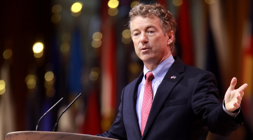 Rand Paul Attacked by GOP Lawmaker and Twitter After ShutdownSpeech