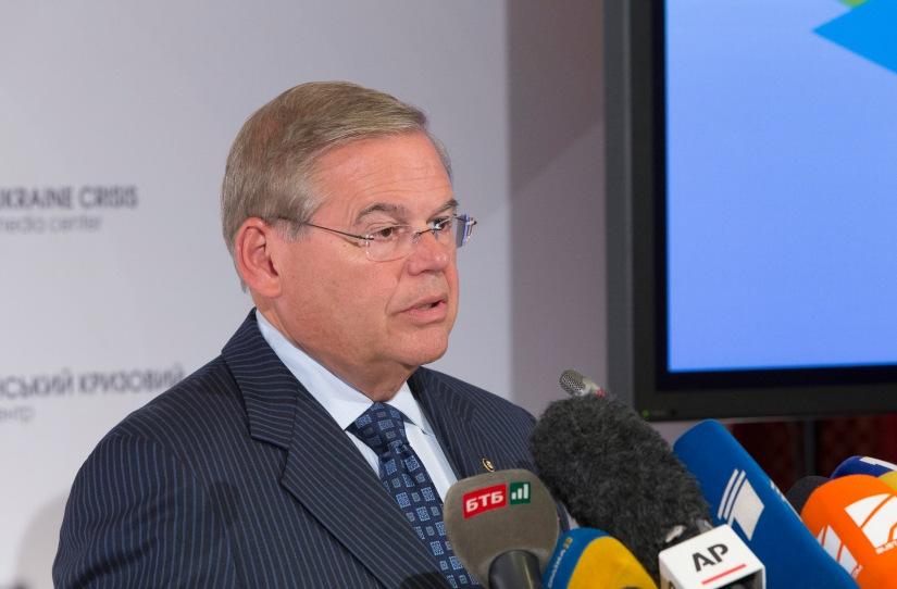 DOJ Drops Corruption Charges AgainstMenendez