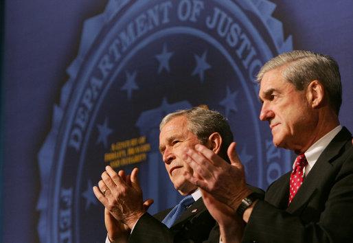 Robert Mueller and Alleged Baseless Surveillance of U.S. Citizens: A TroubledHistory